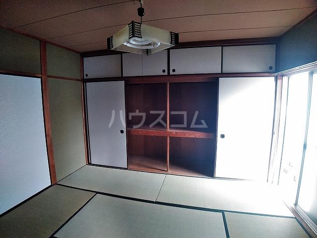 コーポ堂前 101号室の居室