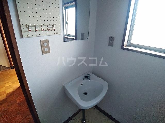 コーポ堂前 101号室の洗面所