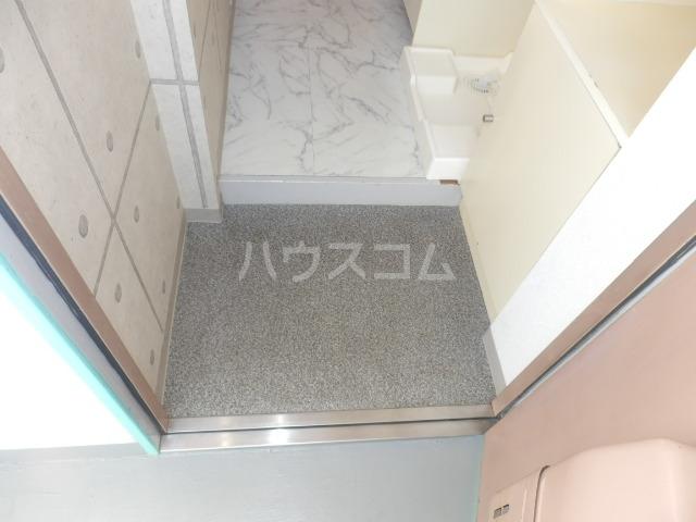 キソービクトリア学芸大学 407号室の玄関