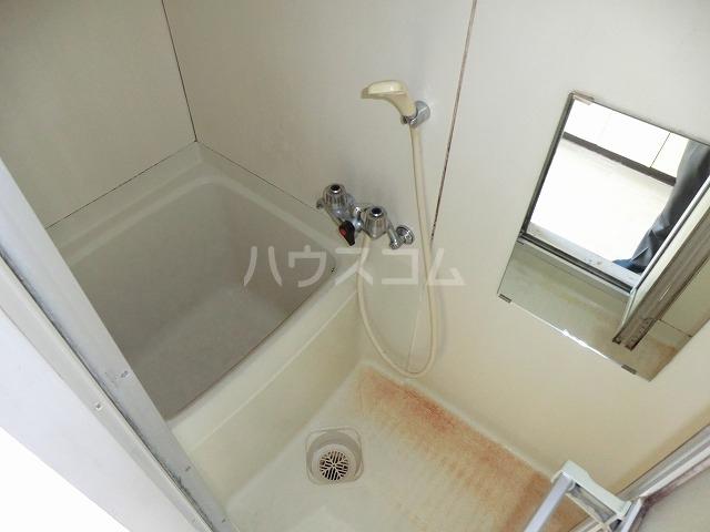 コーポキャロット 201号室の風呂