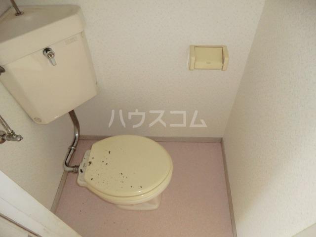 コーポキャロット 201号室のトイレ