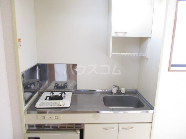 スカイタウン鈴木 101号室のキッチン