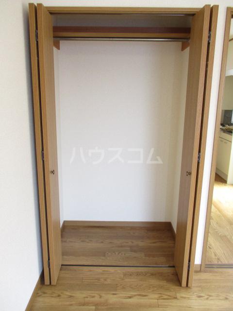スカイタウン鈴木 101号室の収納