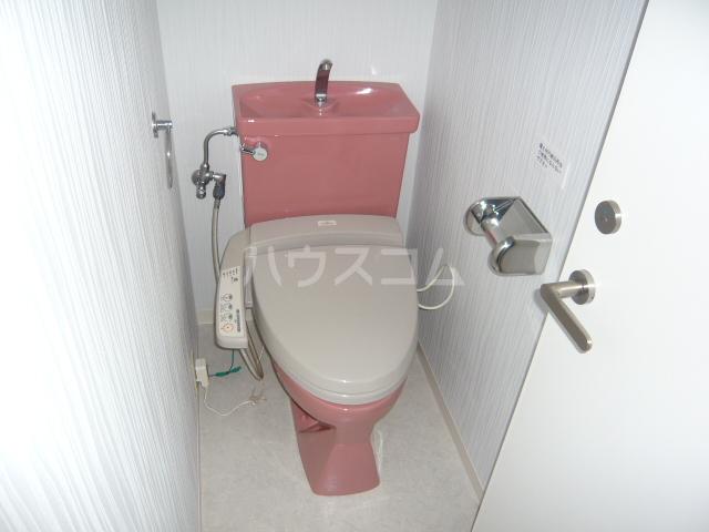 エクセル下馬Ⅴ 103号室のトイレ
