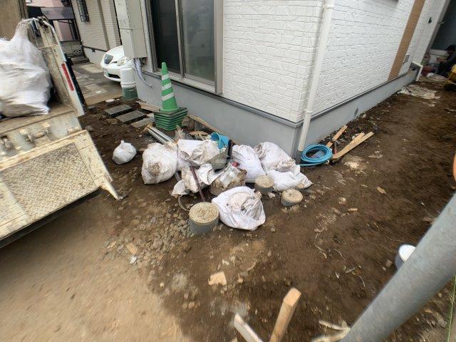 ジャサント津田沼 101号室のバルコニー