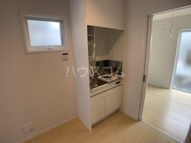 ジャサント津田沼 101号室のキッチン