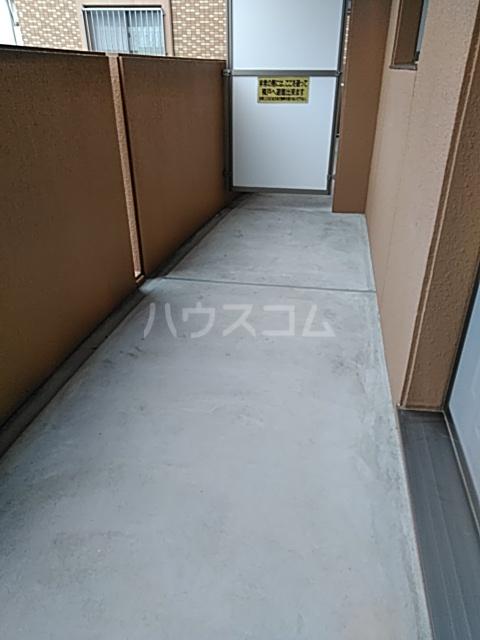 アヴェニュー美和Ⅱ 102号室のバルコニー