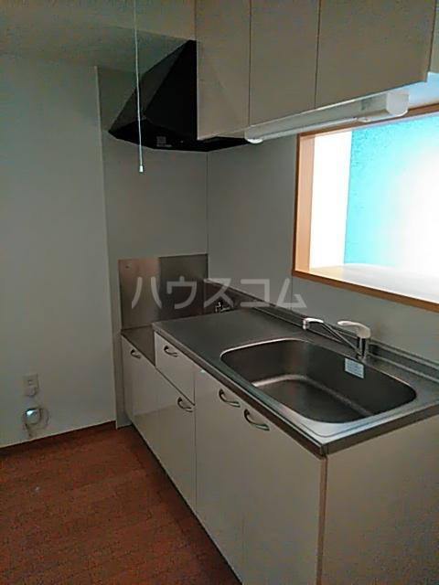 アヴェニュー美和Ⅱ 102号室のキッチン