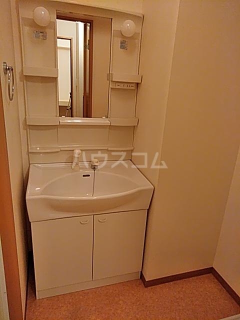 アヴェニュー美和Ⅱ 102号室の洗面所