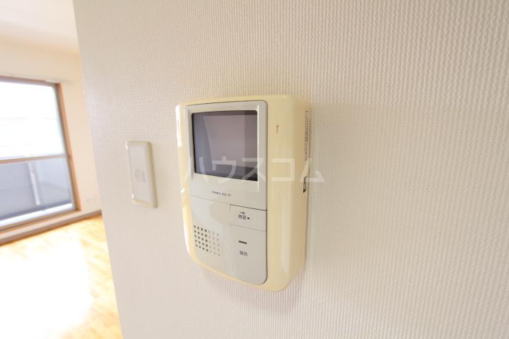 ヴィラ原山 北館 205号室のセキュリティ