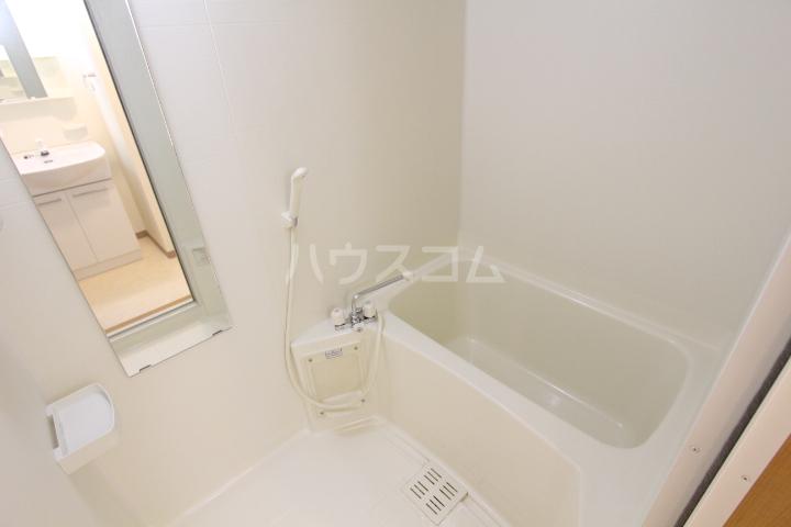 ヴィラ原山 北館 205号室の風呂
