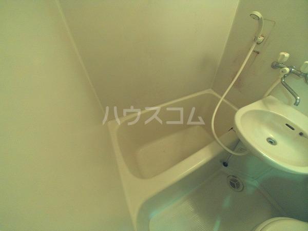明大寺ハイツ 202号室の風呂