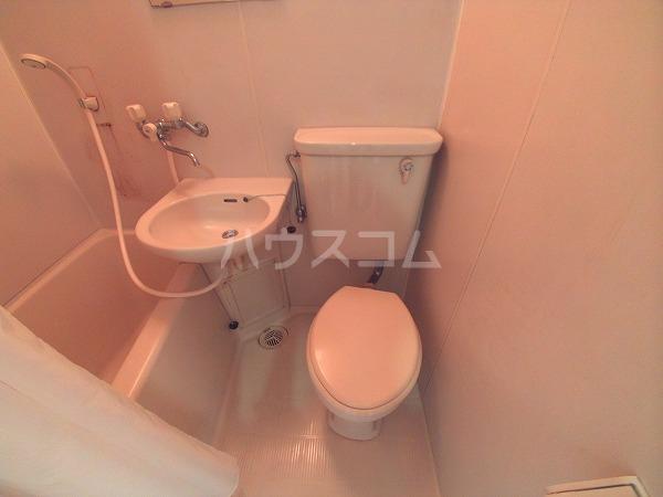 明大寺ハイツ 202号室のトイレ
