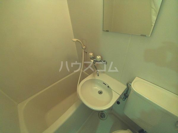 明大寺ハイツ 202号室の洗面所