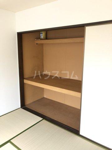 クレストK 202号室の収納