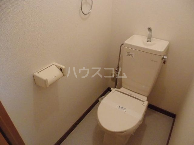 SUNNY MALL.K 201号室のトイレ