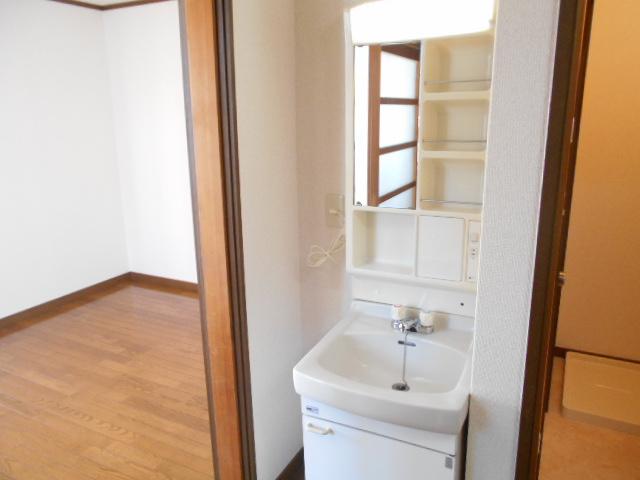 ファミール河上 Ⅰ 103号室の洗面所