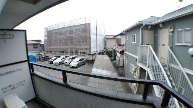 ママダマンション 205号室の景色