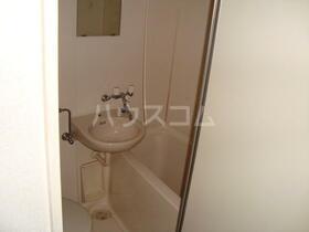 コーポマミア 203号室の風呂