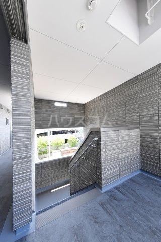 TIERRA安城 101号室の洗面所