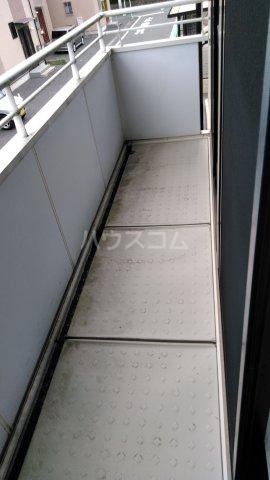 セジュール今斉 B棟 202号室のバルコニー