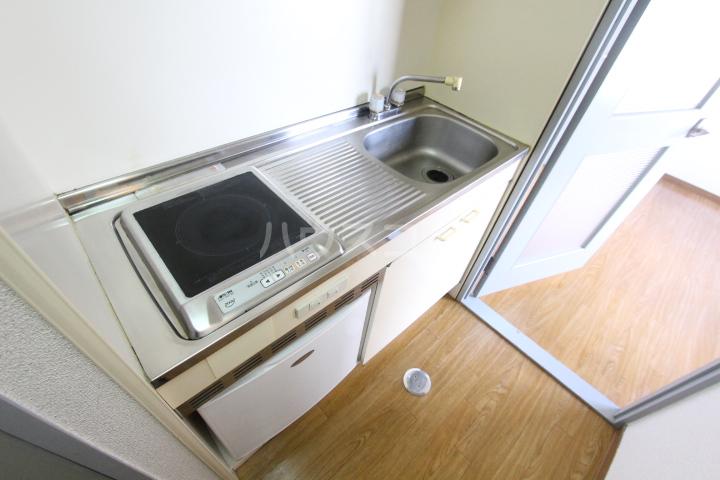 プリンセス豊田 201号室のキッチン