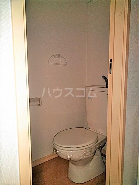 Citationのトイレ