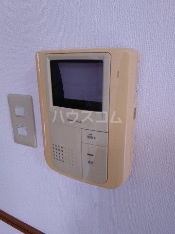グランシャリオ 101号室のセキュリティ