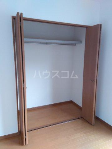 グランシャリオ 101号室の収納