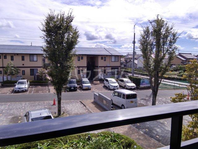ビートルタウン パーク街 D 201号室の景色