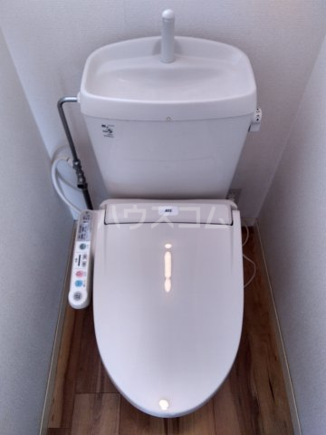 ビートルタウン パーク街 D 201号室のトイレ