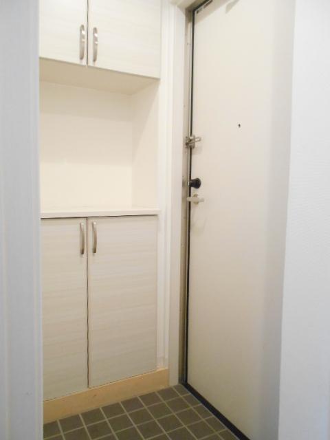 VillaQuattro 102号室のバルコニー