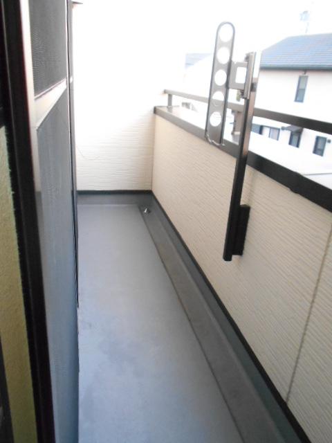 VillaQuattro 102号室の洗面所