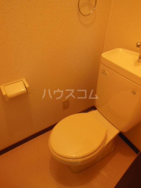 さくら 101号室のトイレ
