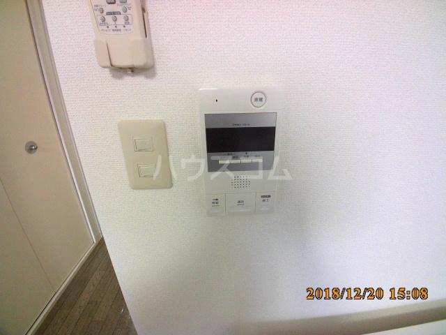 ミルオンデュール竹生 801号室のセキュリティ