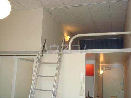 レオパレスT&H 107号室の収納