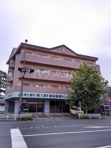 豊川支店マンションの外観