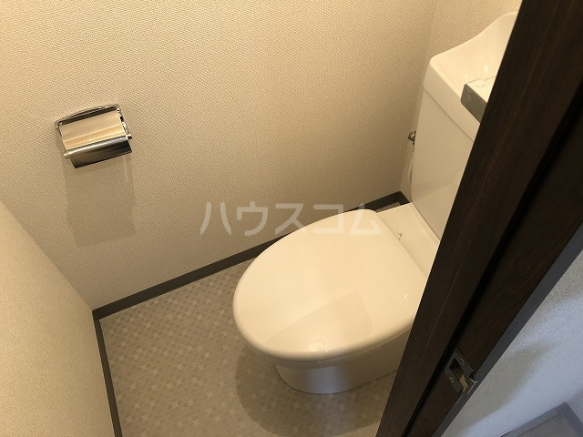 フォーブルいしひら 203号室のトイレ
