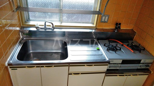 アークセカンド 302号室のキッチン