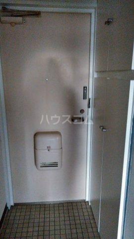 アークセカンド 302号室の玄関