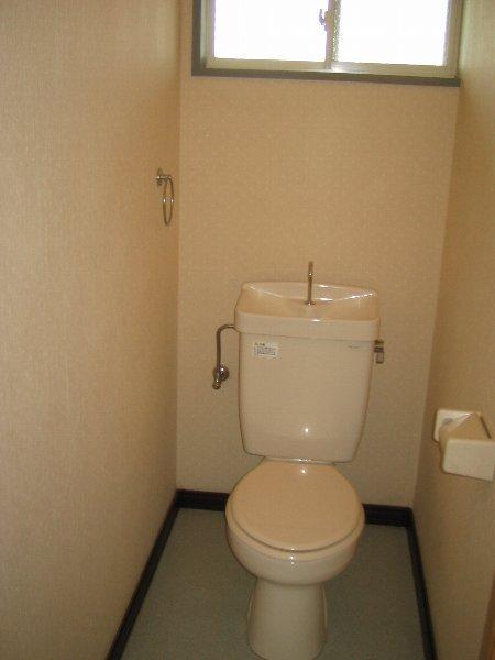 すまいる長嶋 103号室のトイレ