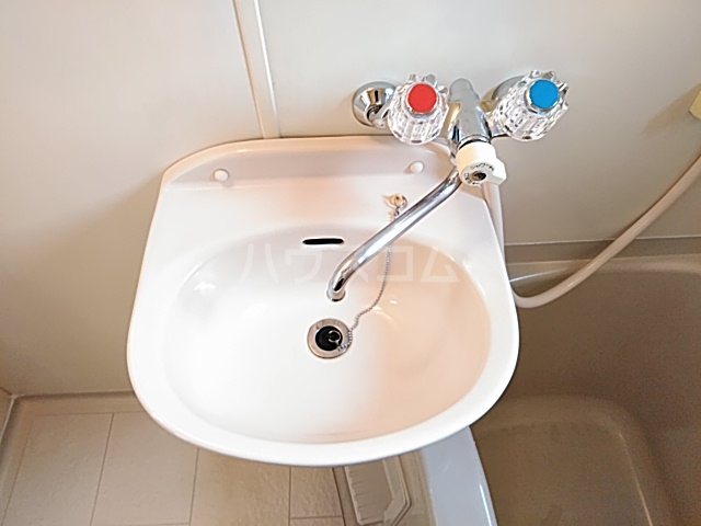 アンダンテ若宮 202号室の洗面所