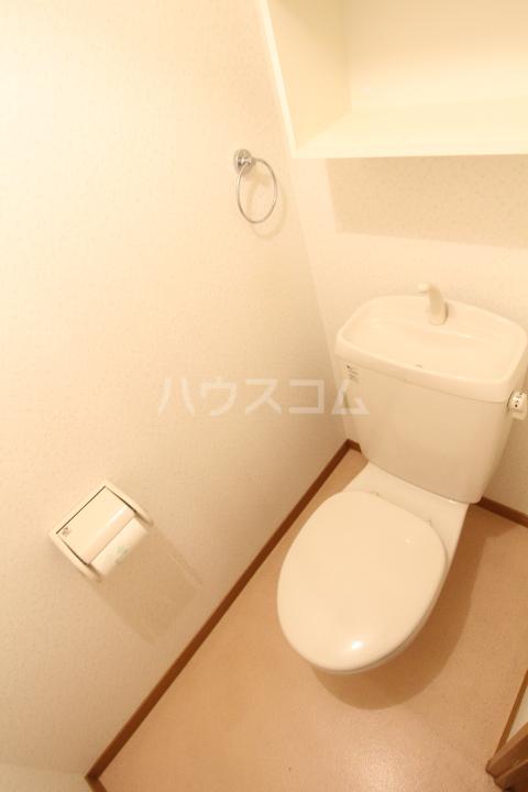 Grand Cielのトイレ