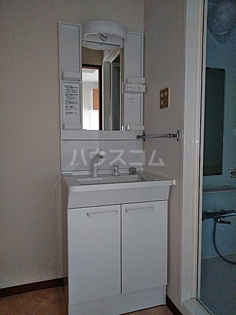 柿の木ハイツ 206号室の洗面所
