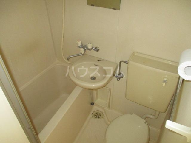 ハイムコマイ 101号室の風呂