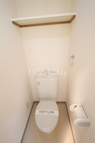 ルミエール伊保原 305号室のトイレ