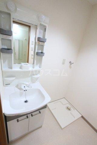 ルミエール伊保原 305号室の洗面所