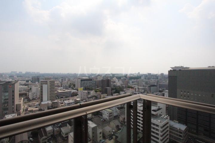 タワー・ザ・トヨタ 1901号室の景色