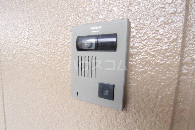 エバーハイツA 103号室のセキュリティ