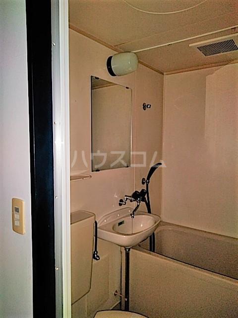 アークファースト 507号室のキッチン